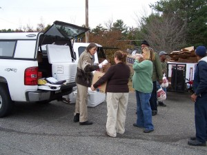 venison distribution